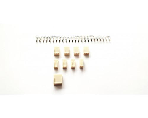 Комплект разъемов и пинов контроллера FB-light
