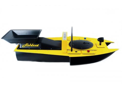 Корпус прикормочного кораблика Fishboat Shtorm