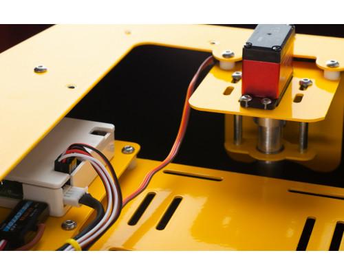 Муфта  рулевого управления Fishboat Shtorm с регулировкой угла дейвуда