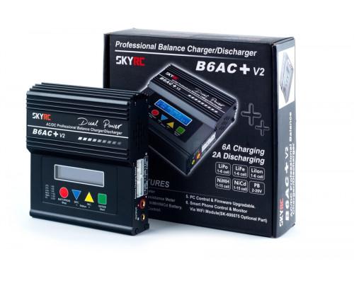 Зарядное устройство SKYRC B6AC + V2