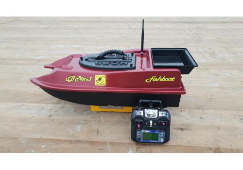 Готовый прикормочный кораблик Fishboat Leon с автопилотом FB Pilot v.Pro