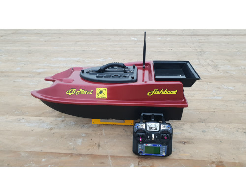 Готовый кораблик  Fishboat Leon с автопилотом FB Pilot v.3