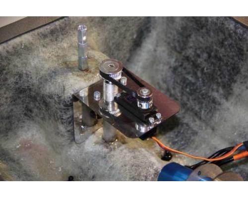 Кронштейн рулевого управления Fishboat 911